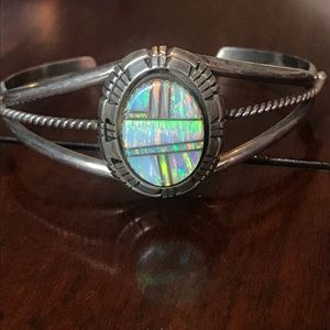 Jewelry - Ray Begay native opal cuff